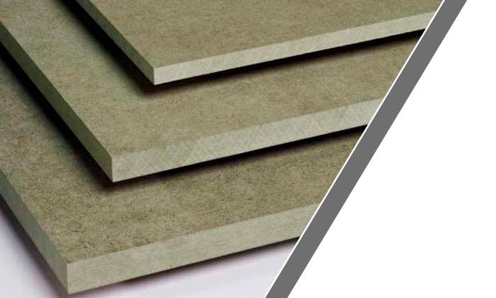 Tableros de fibra MDF resistente a la humedad (hidrófugo)