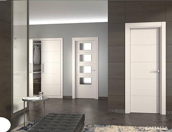Puertas de paso manufacturas marpe - Puertas paso blancas ...