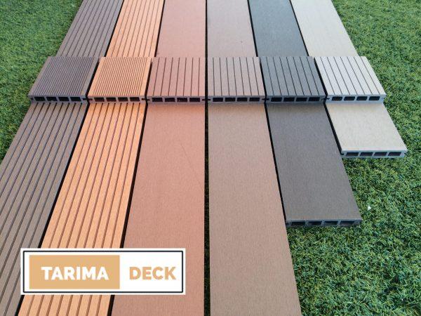 Tarimas para exteriores de madera o composite - Suelo terraza exterior precios ...