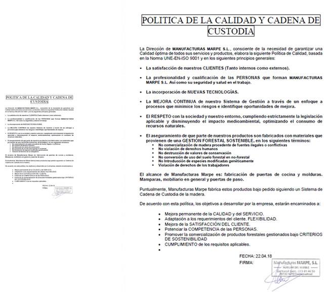 CERTIFICADOS_POLITICA_CALIDAD