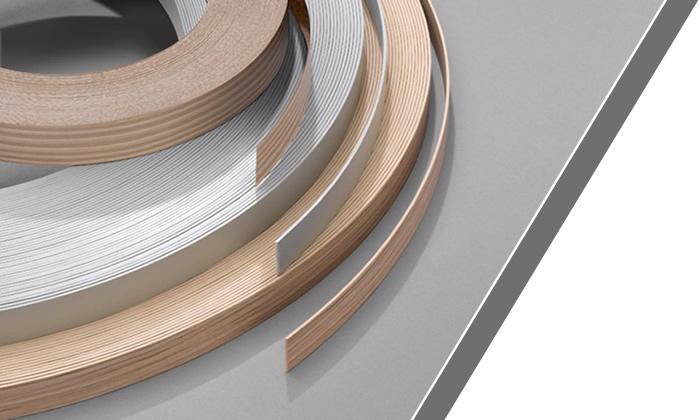 Manufacturas Marpe fabrica y suministra Cantos ABS y chapa natural