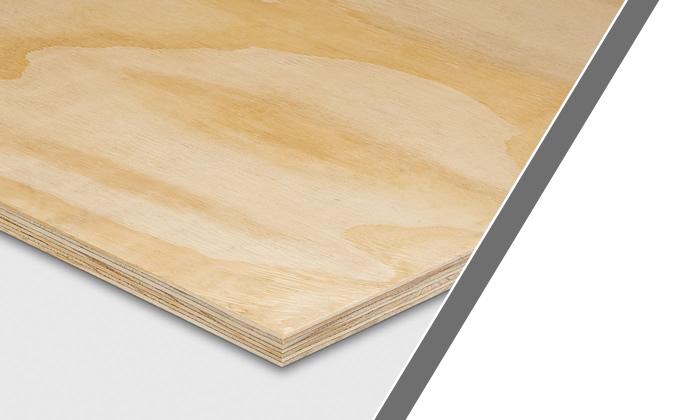 Manufacturas Marpe fabrica y suministra Tableros contrachapados de madera de pino