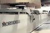 Máquina CNC de canteado en curva